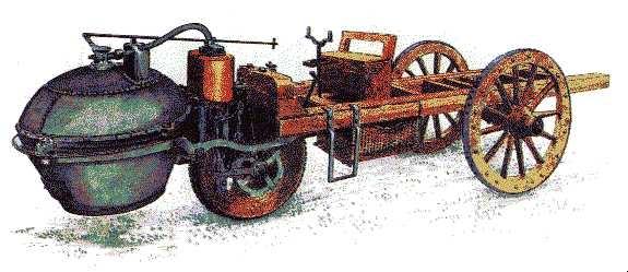 carro di cugnot